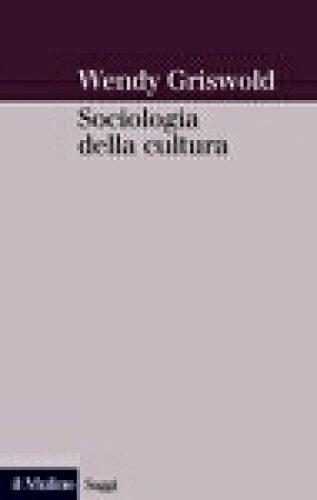 9788815088178: Sociologia della cultura (Saggi)