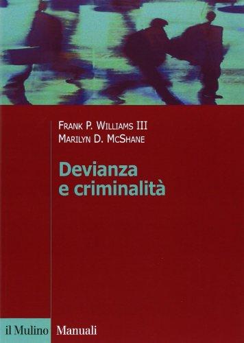 9788815088673: Devianza e criminalità