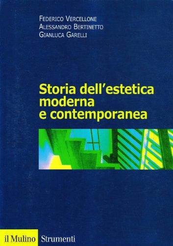 9788815090409: Storia dell'estetica moderna e contemporanea