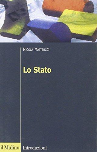 9788815107152: Lo Stato