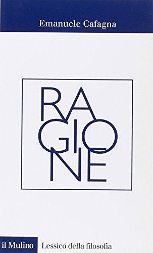 Ragione - Cafagna, Emanuele