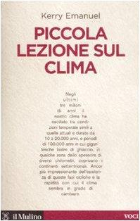 9788815126566: Piccola lezione sul clima (Voci)