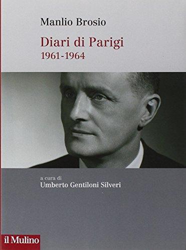 9788815133670: Diari di Parigi (1961-1964)