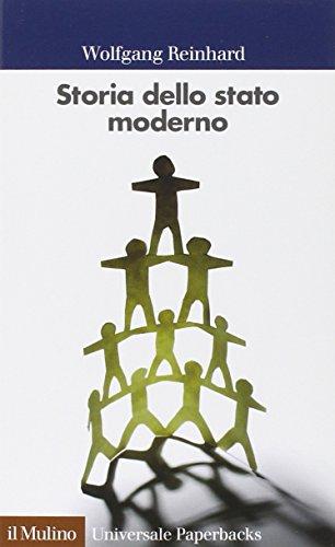 9788815136824: Storia dello stato moderno