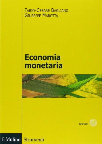 9788815138590: Economia monetaria