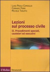 Lezioni sul processo civile: 2: Luigi P. Comoglio;