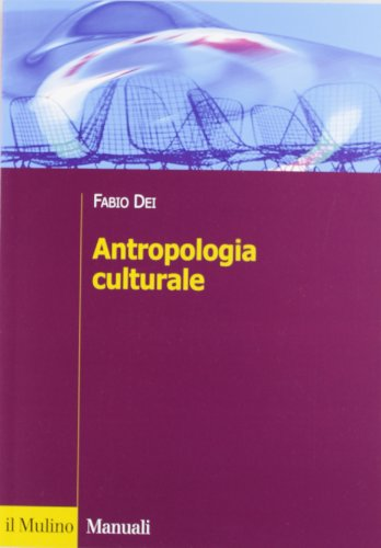 9788815232557: Antropologia culturale