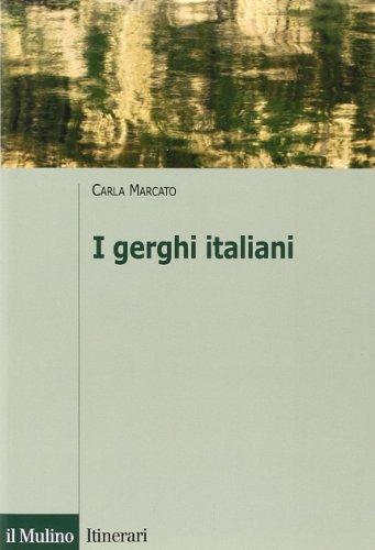 9788815248305: I gerghi italiani