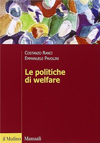 9788815252319: Le politiche di welfare