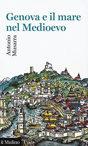 9788815259905: Genova e il mare nel Medioevo