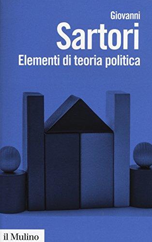 9788815261069: Elementi di teoria politica