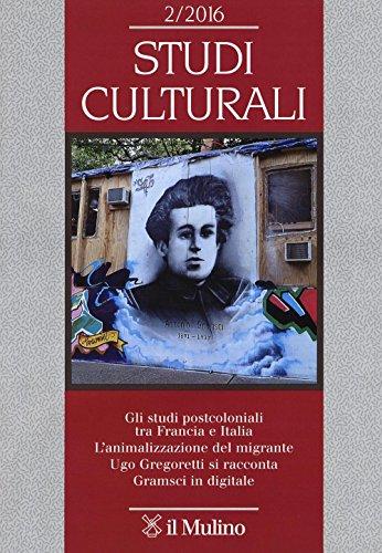 9788815261212: Studi culturali (2016)
