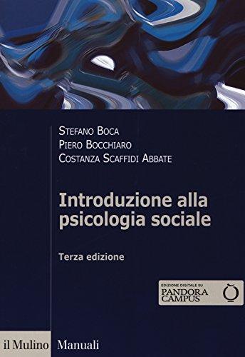 9788815272157: Introduzione alla psicologia sociale. Con Contenuto digitale per download e accesso on line