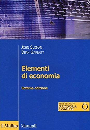9788815272218: Elementi di economia. Con Contenuto digitale per download e accesso on line