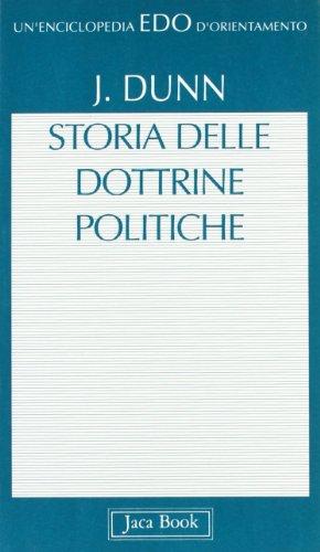 Storia delle dottrine politiche (9788816430037) by [???]