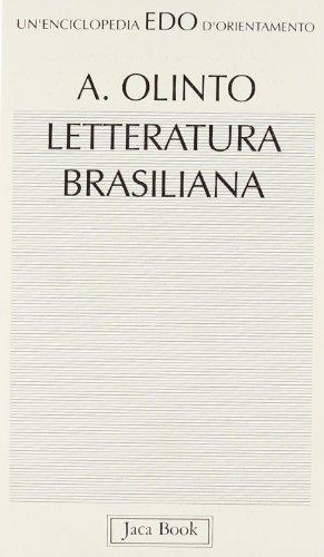 9788816430686: Letteratura brasiliana: 68 (Edo. Un'enciclopedia di Orientamento)