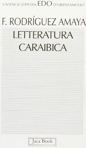 Letteratura caraibica: Fabio Rodríguez Amaya