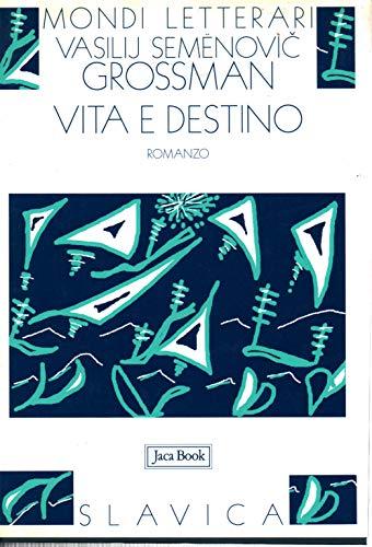 9788816502444: Vita e destino (Mondi letterari)