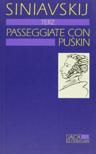 9788816530072: Passeggiate con Puskin