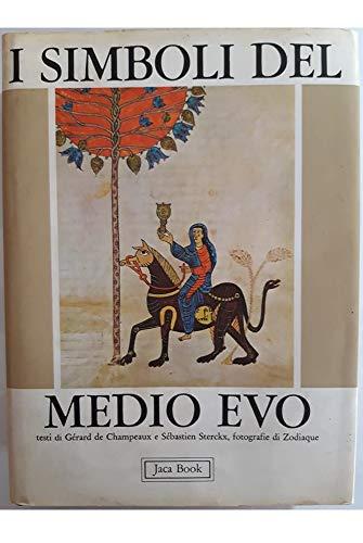 9788816600188: I Simboli Del Medioevo