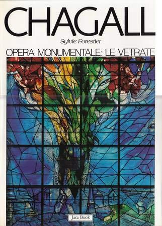 9788816600690: Chagall. Opera monumentale: le vetrate