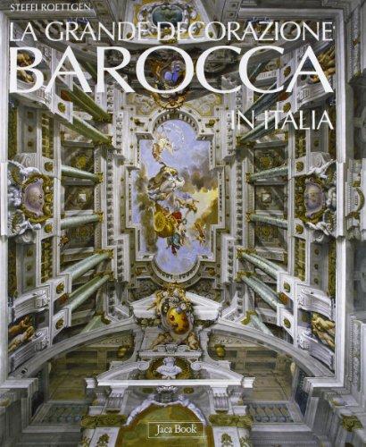 9788816603844: La grande docorazione barocca in Italia