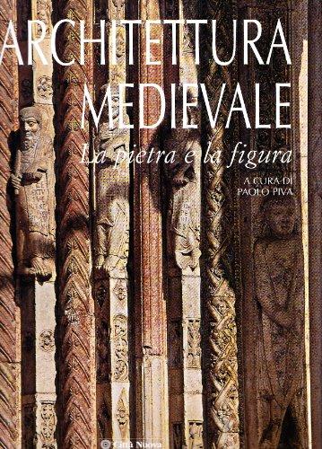 9788816603950: Architettura medievale. La pietra e la figura