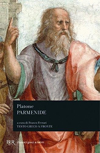 9788817001564: Parmenide. Testo greco a fronte