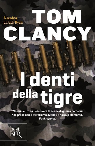 I denti della tigre (8817003522) by Tom Clancy