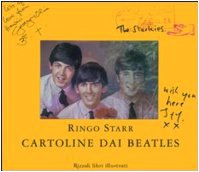 Cartoline dai Beatles (8817006769) by Ringo Starr