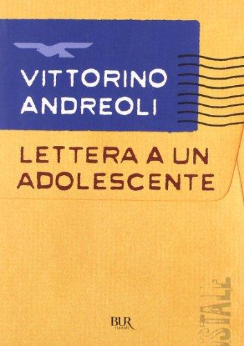 Lettera a un adolescente: Andreoli, Vittorino