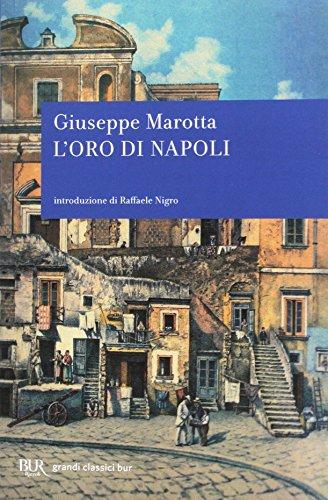 9788817010917: L'Oro DI Napoli (Italian Edition)