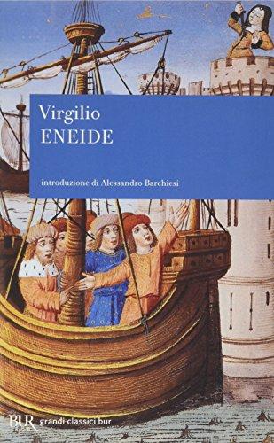 Eneide. - Publio Virgilio Marone.