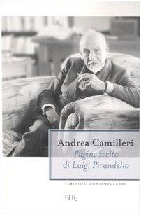 9788817014885: PAGINE SCELTE DI LUIGI PIRANDELLO
