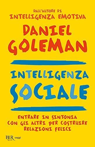 9788817016988: Intelligenza sociale (BUR Psicologia e società)