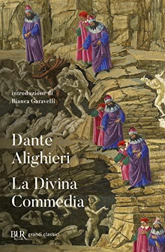 9788817018012: La Divina Commedia (Radici BUR)