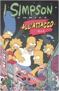 I Simpson comics - All'attacco