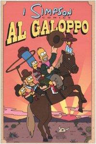 Al galoppo. Simpson comics (8817020192) by [???]