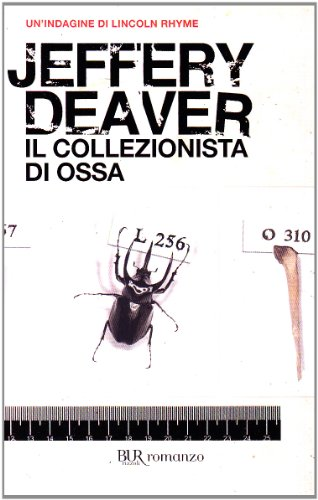 9788817022828: Il collezionista di ossa