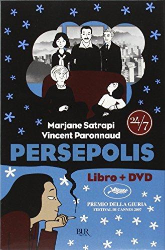 9788817025270: Persepolis. Con DVD (24/7)