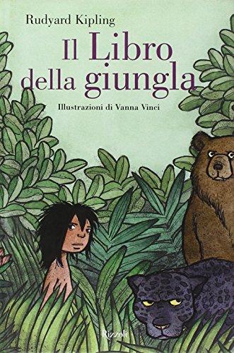 9788817027311: Il libro della giungla