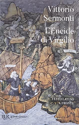 9788817027489: L'Eneide di Virgilio. Testo latino a fronte