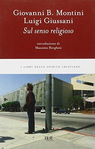 9788817029704: Sul senso religioso