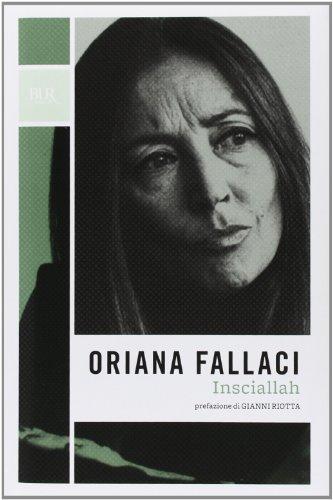 9788817032582: Insciallah (Opere di Oriana Fallaci)