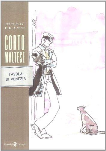 Corto Maltese Favola DI Venezia - Pratt, Hugo