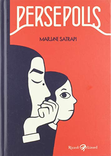 Persepolis Hardback By Marjane Satrapi New Hardback 2012 The Book Depository Euro