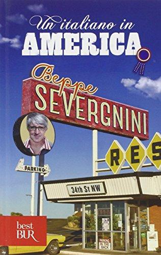 9788817035798: Un Italiano in America (Italian Edition)
