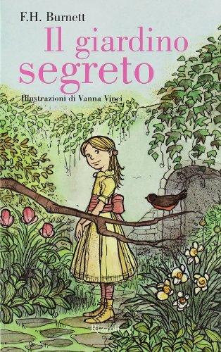 9788817043403: Il giardino segreto (Rizzoli Classici illustrati)