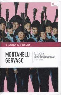 9788817044325: L'Italia Del Settecento (Italian Edition)