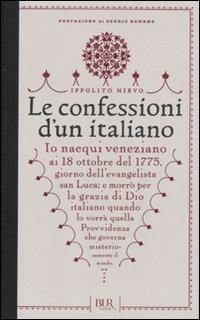 9788817046695: Le confessioni di un italiano